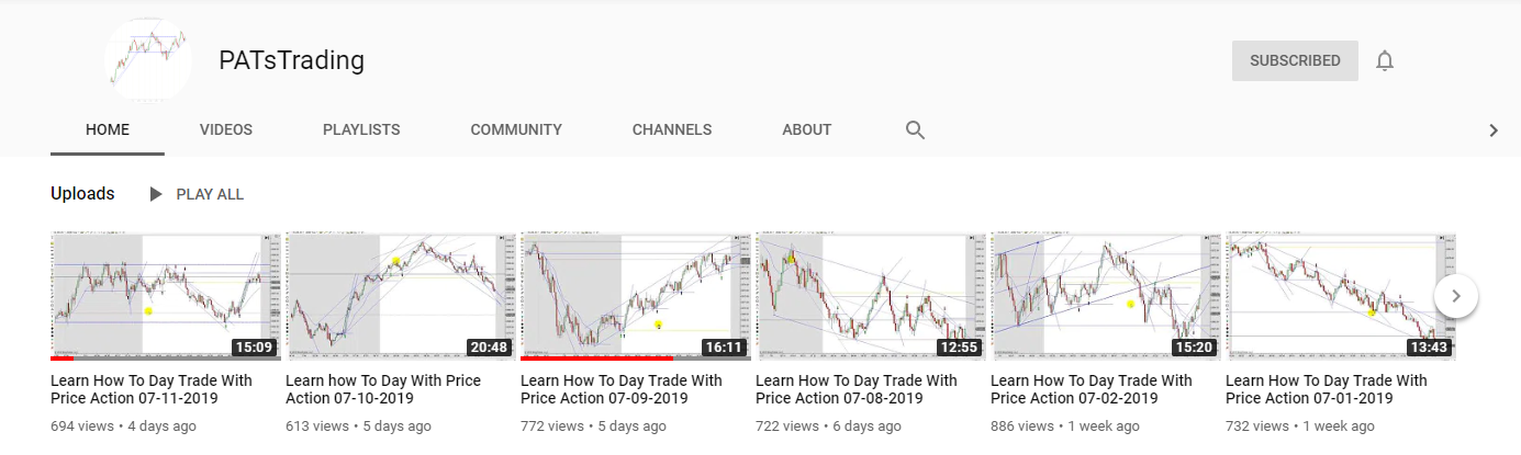 review  pats trading macks price action trading